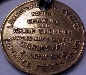 monsees jack medal