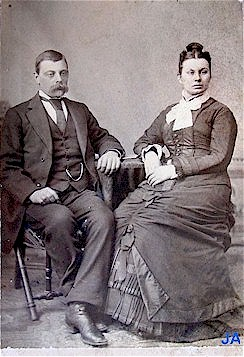 Mr. and Mrs. William Henry Gibbs