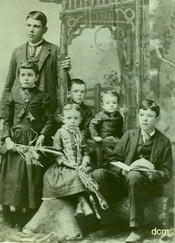 children of John O and Mary Worsley